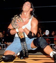 WCW World Cruiserweight Champion Billy Kidman