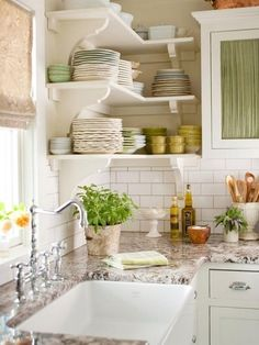Fantastic beach cottage kitchen design and decorating (19)