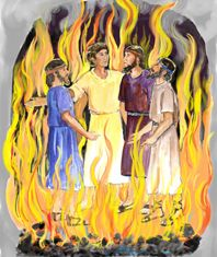 For Preschool - Fiery Furnace