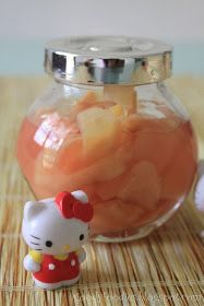 Eat Your Heart Out: Recipe: Japanese pickled ginger (Gari ガリ)