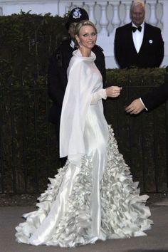 Princess Charlene of Monaco.: