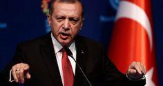 Erdogan Tuding AS Pasok Senjata untuk Pemberontak Kurdi