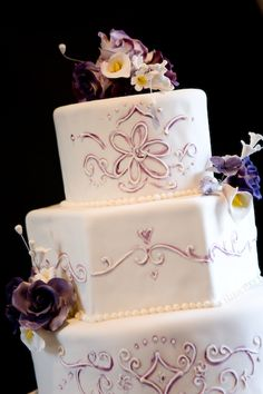 Wedding Cakes   Byers Butterflake Bakery, Lancaster, PA - Wedding Cakes, Birthday Cakes, Pastries, Cakes, Pies, Cookies, and more