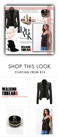 """""""The Walking Threads"""" by zeljanadusanic ❤ liked on Polyvore"""
