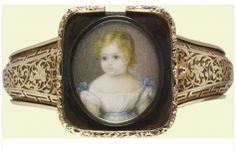 Bracelet of Princess Mary Adelaide of Cambridge 1836