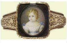 Bracelet of Princess Mary Adelaide of Cambridge 1836