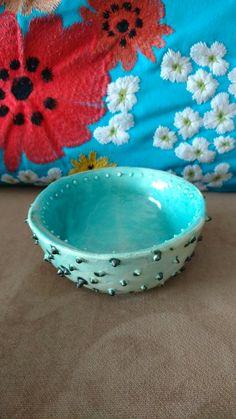 Cuenco artesanal ceramica