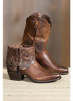 Women's Sonora Cassidy Leather Cowboy Boots