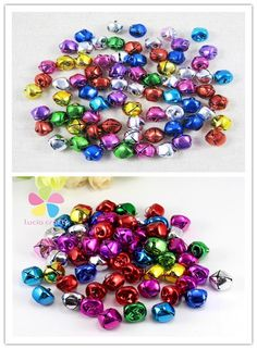 10mm/15mm randomly mix color Jingle bell for Christmas decoration  12pcs/48pcs D18021004 #>=#>=#>=#>=#> Click on the pin to check out discount price, color, size, shipping, etc. Save and like it!