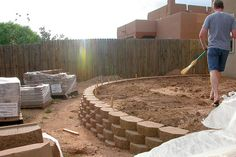 Retaining Wall Ideas | Landscape Design Pictures | HouseLogic