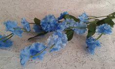 Flor Artificial Mosquitinho Azul