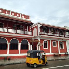 Villa bayoud #Pondicherry Image By http://instagram.com/modfinn  Use #MyPYpic to have your pics featured by us.