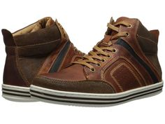 84a93ce787d STEVE MADDEN STEVE MADDEN - RISTT (TAN LEATHER) MEN S LACE UP CASUAL SHOES.