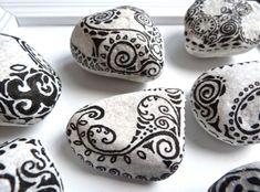 stenen beschilderen pinterest - Google zoeken
