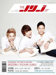 JYJ talk about their frame of mind 4 years ago