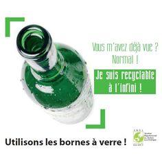Campagne tri verre SMD3 - Dordogne