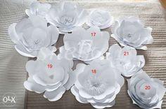 Papierowe kwiaty chanel Wrocław - image 1