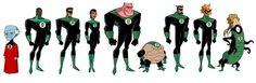Liga de la Justicia - personajes [imagenes] [+extra]
