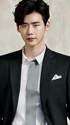 Que guapo❤❤❤ Lee Jong Suk Cute, Lee Jung Suk, Jung So Min, Lee Dong Wook, Lee Joon, Asian Actors, Korean Actors, Julie Lee, Up10tion Wooshin