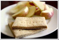 Graham Crackers - http://www.joyfulabode.com/2010/07/26/grain-free-gluten-free-graham-cracker-recipe/