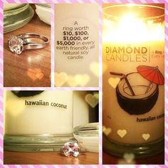 Obsessed with Diamond Candles, and I don't even own one yet!!