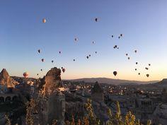 Travel to Cappadocia!  🌞