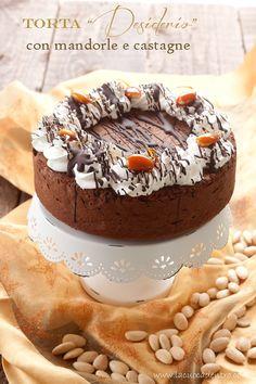 "Torta ""Desiderio"" | La Cuoca Dentro"