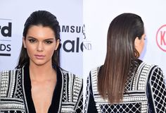Opciones para llevar el estilo efecto mojado en cualquier ocasión #peinados #hairstyle #wetlook #efectomojado