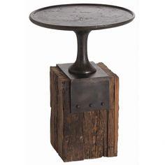Anvil Occasional Table   Memoky.com