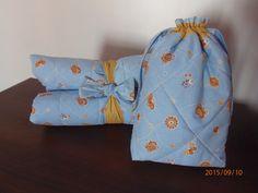 Conjunto muda fraldas e porta biberões térmico - 0915