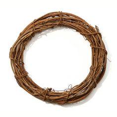 Grapevine Wreath-12 inch