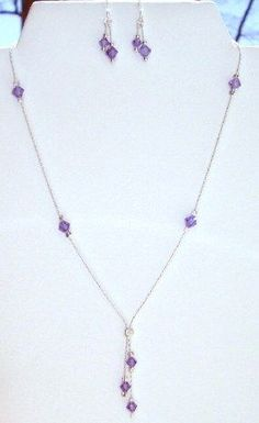 Idea Page - Swarovski Crystal Beads and Jewelry Components #beadedjewelry