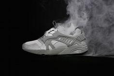 "SOLE LINKS ""Puma Trinomic Disc Blaze 'Reflective'"