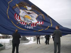 New Glory for an Old Flag: Utah State Flag Day is Official - http://theflagexpert.livejournal.com/5593.html