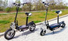 Groupon - Scooter elettrico 800W o 1000W da 344,89 € (fino a 34% di sconto) . Prezzo deal Groupon: €344,89