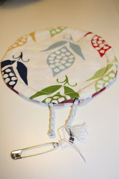sewbeedoo: DIY - Easy Peasy Frisbee