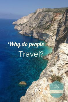 Anny's Adventures Travel Blog // Why do people travel – An explanation of reasons why people travel and why everyone should travel. Click on the photo/pin for a link to find the full guide on my travel blog.