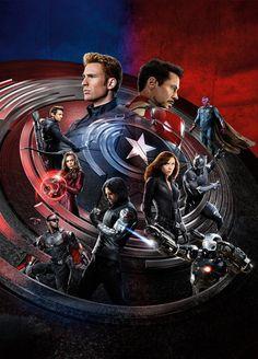 Capitão América: Guerra Civil - Vídeo dos bastidores mostra a luta de Steve…