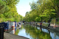 Regent's Canal, Little Venice