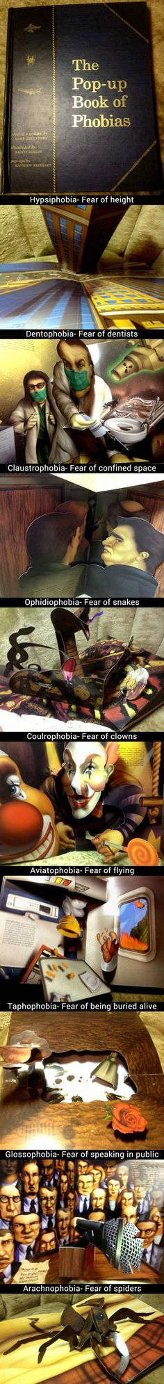 The scariest pop-up book ever made…