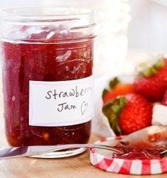 Easy Strawberry Jam: Recipe with Step-by-Step Photos