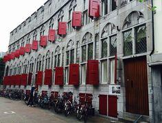Iverina: Mis cuatro direcciones en Utrecht