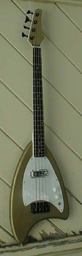 Courtesy Subway Guitars, the place to go for crazy instruments. I kind of love this.