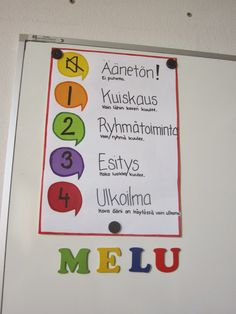 luokkahuone Classroom Behavior, Classroom Rules, School Classroom, Classroom Management, Teaching Aids, Teaching Kindergarten, Beginning Of School, Pre School, Childhood Education