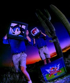 Slightly creepy Sonic 2 ad. Also, props to the models in this ad - those CRT TVs aren't exactly light! The Sonic, Sonic The Hedgehog, Arcade, Crt Tv, Nintendo, Classic Sonic, Sega Genesis, Mind Blown, Creepy