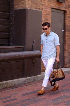 Dockers & Loafers | Plain T-shirt