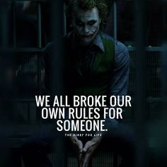 Yeah I did, never again will I! Best Joker Quotes, Badass Quotes, Real Quotes, Wise Quotes, Mood Quotes, Positive Quotes, Inspirational Quotes, Joker Qoutes, Citations Jokers