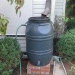 How to Make Easily a Rain Barrel