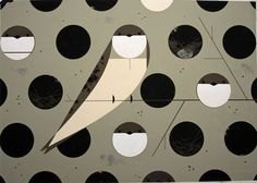 charlie harper art | 50 original paintings by charlie harper were recently found, some ...