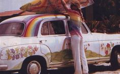 a 60s daydream - thee70s: in the colors of the rainbow